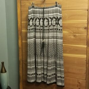 🍂 Dressbarn CB Established 1962 gypsy skirt
